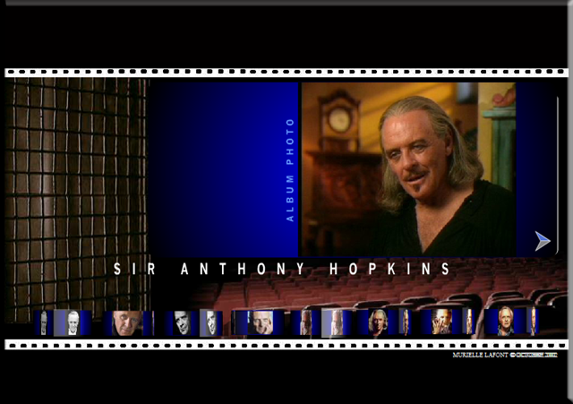 Sir Anthony Hopkins